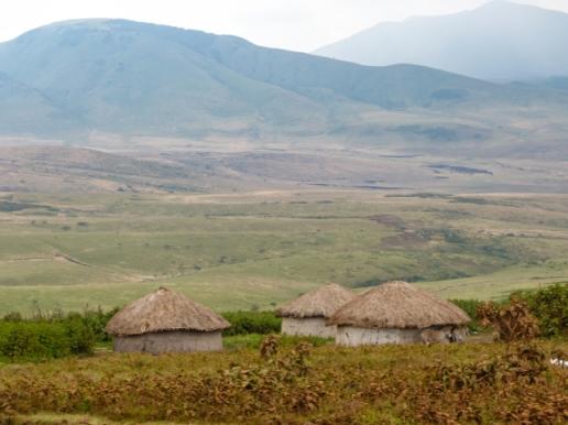 Maasai Village.