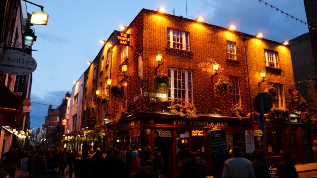 One of the many great Pubs!