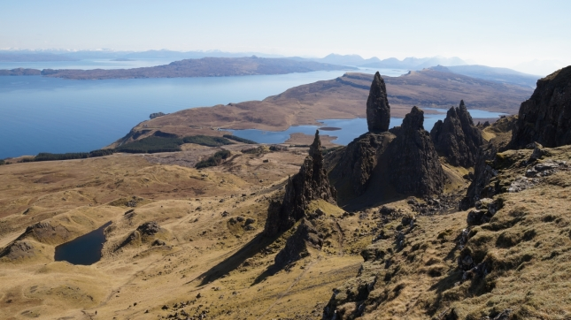 My personal highlight: The Old man of Storr!