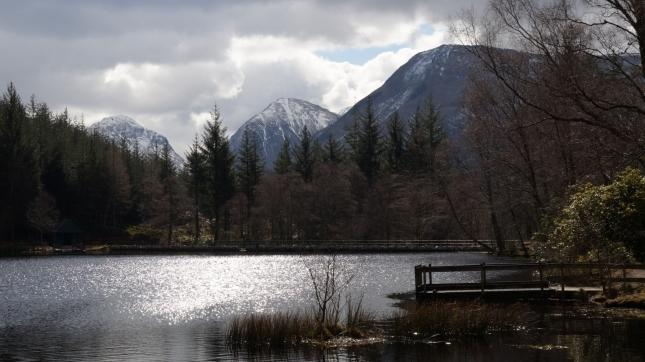 The Glencoe Lochan.