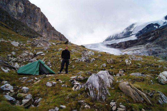 My camp site :-)